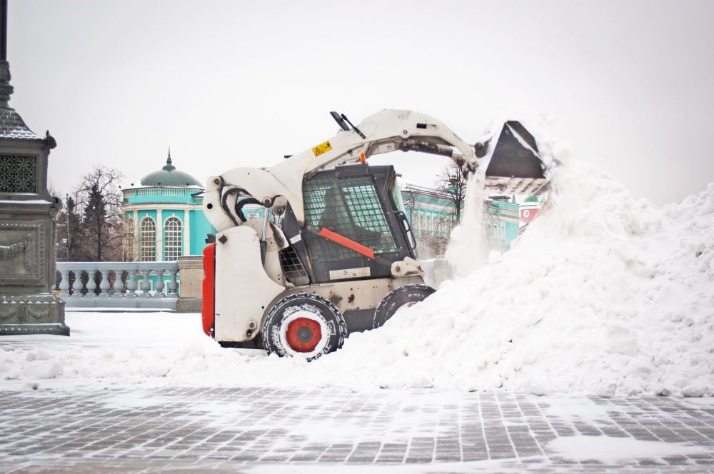 Snow removal in Toronto Ontario